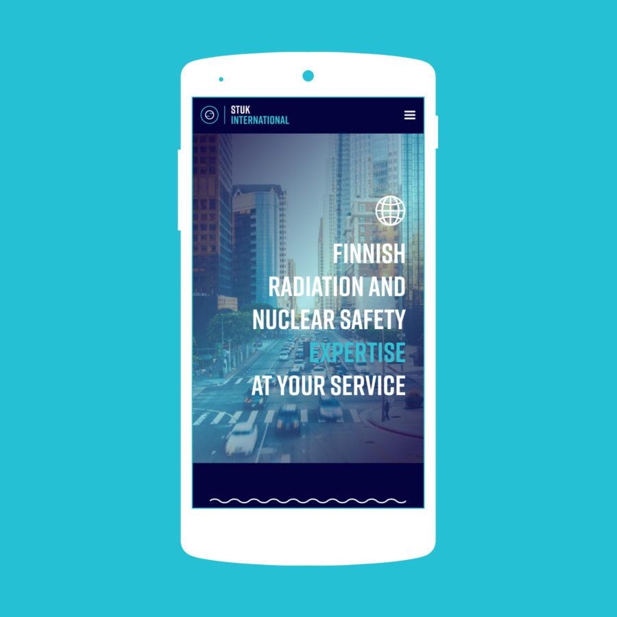 STUK International - Mobiilinäkymä